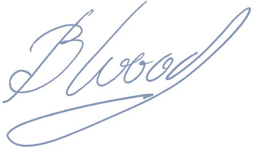 Brett Wood's Signature from Brett's Jewellers