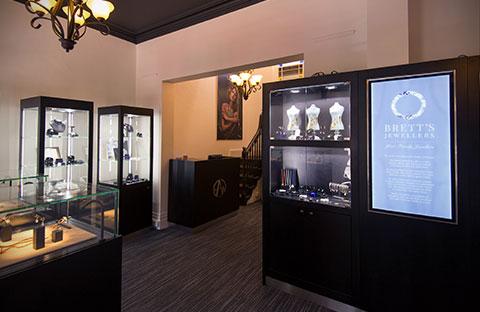 Brett's Jewellers for custom Jewellery in Geelong Victoria