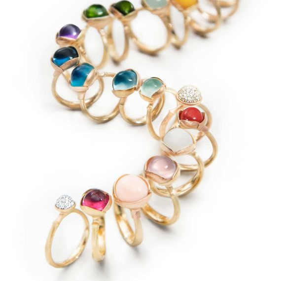 Ole Lynggaard Lotus Collection available at Brett's Jewellers Geelong