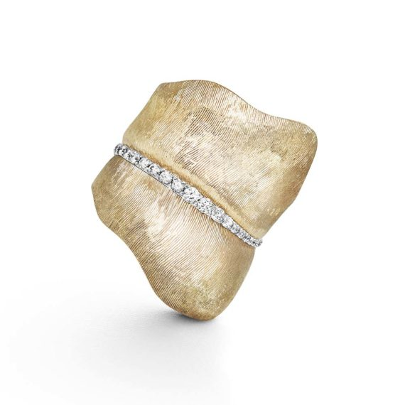 Ole-Lynggaard-Ring-in-the-Leaves-collection-in-18ct-yg-with-diamonds