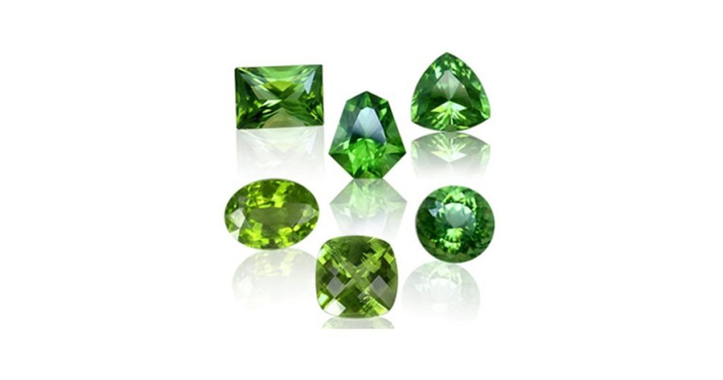 Peridot is the Green Birthstone for August. Learn more at Brett's Jewellers.