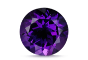 Round Amethyst from Bretts Jewellers